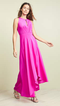 Yigal Azrouel High Low Sleeveless Dress