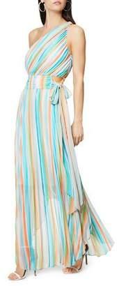 Ramy Brook Belle One-Shoulder Maxi Dress