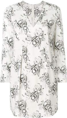 L'Autre Chose floral print dress