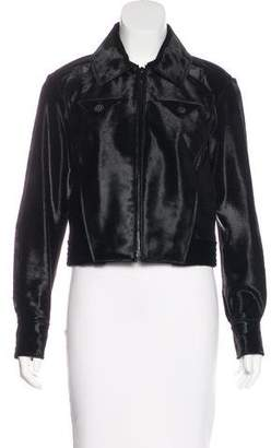 Chanel Paris-Dallas Ponyhair Jacket w/ Tags