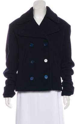 Rochas Long Sleeve Casual Jacket