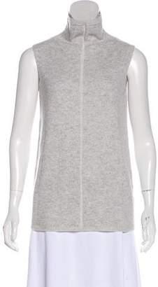 Lafayette 148 Cashmere Sleeveless Knit Sweater w/ Tags