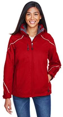 Ash City - North End Ladies' Angle 3-in-1 Jacket with Bonded Fleece Liner