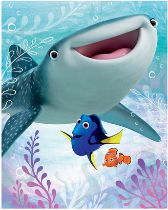 Artissimo Designs Disney's Finding Dory Three Friends Canvas Wall Art