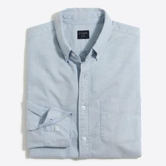 J.Crew Slim tall flex oxford shirt