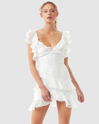 Stevie May Trust Mini Dress