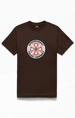 Independent Red/White Cross T-Shirt