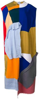 Marni patchwork dress