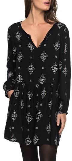 Women's Roxy Sunkissed Daze Print Swing Dress