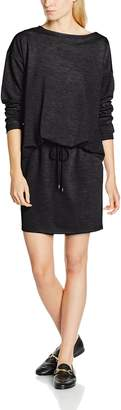 Vero Moda Women's Nora Long Sleeve Belted Dress