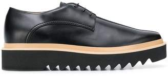 Stella McCartney platform Derby shoes
