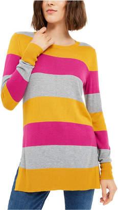 Maison Jules Striped Sweater