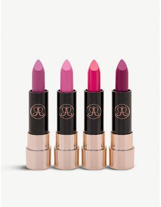 Anastasia Beverly Hills Mini Matte Lipstick set 4 x 1.3g