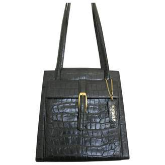 Georges Rech Black Patent leather Handbags