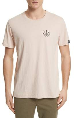 Rag & Bone Dagger Embroidered T-Shirt