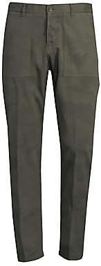 Eleventy Men's Camouflage Print Pants