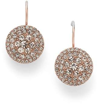 Fossil Glitz Disc Earrings