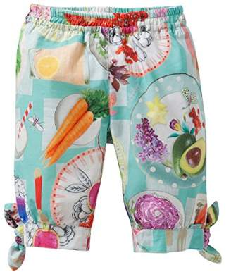 Oilily Girl's Trousers - Multicoloured - 18-24 Months