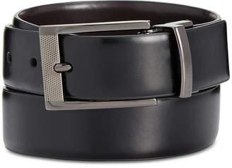 Alfani Men's Big & Tall Reversible Grained Belt