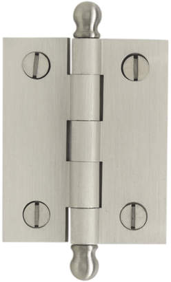 Rejuvenation 2in. Ball-Tip Cabinet Hinges