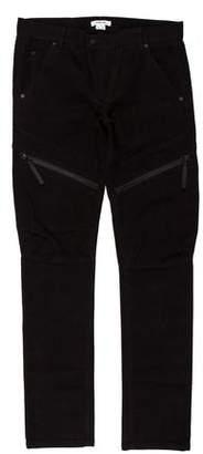 Helmut Lang Skinny Biker Jeans