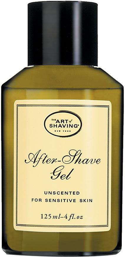 The Art of Shaving Unscented After-Shave Gel