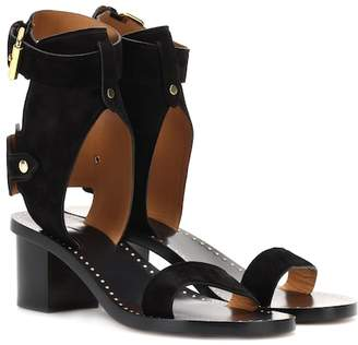 Isabel Marant Jaeryn suede sandals