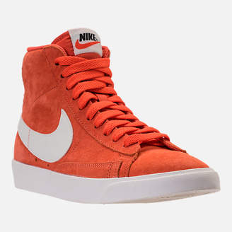 Nike Women's Blazer Mid Vintage Suede Casual Shoes