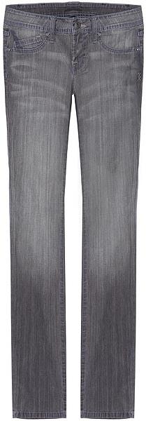 Genetic Denim Jeans The Shane Recessive Cigarette Silver