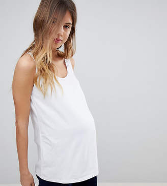 Asos Longline Fitted Tank