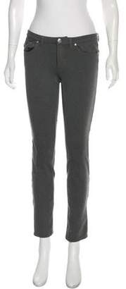 Marc by Marc Jacobs Low-Rise Skinny Legging Pants