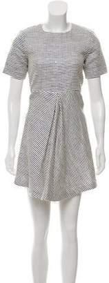 Edit Pleated Mini Dress w/ Tags