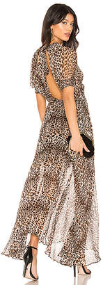 Bec & Bridge BEC&BRIDGE Kitty Kat Maxi Dress