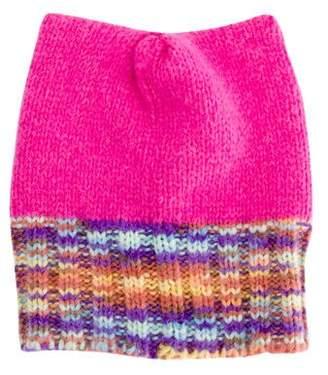 Missoni 2017 Runway Knit Hat