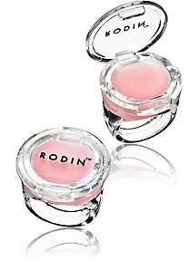 Rodin Women's Olio Lusso Lip Balm Ring-Light Pink