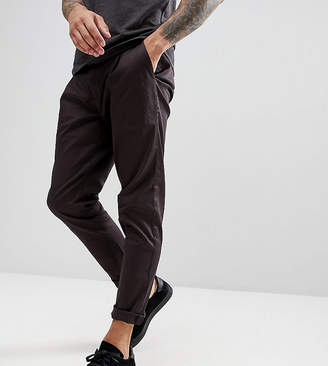 Replay Slim Chinos in Black