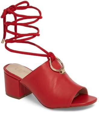 Miista E8 BY Mason Ankle Tie Sandal