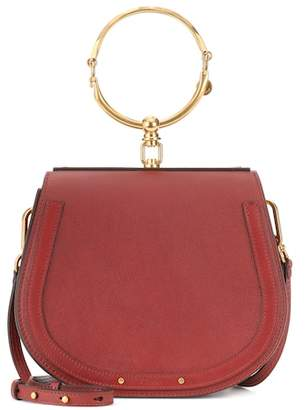 Chloé Nile leather bracelet bag