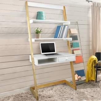 George Oliver Calvin Freestanding Ladder Desk