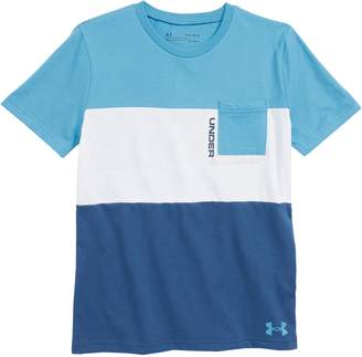 Under Armour Blocked Performance T-Shirt