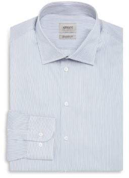 Giorgio Armani Modern-Fit Dress Shirt