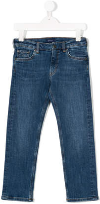 Gant Kids washed out jeans