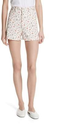 Rebecca Taylor Vine Twill Shorts