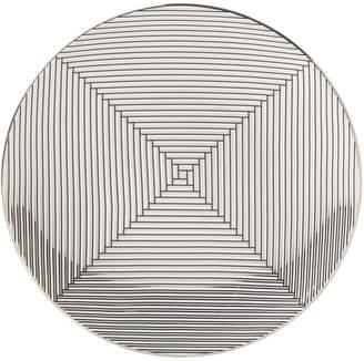 Lenox Brian Gluckstein By Winston Geometric Accent Plate