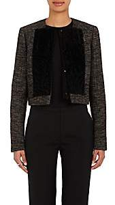 "Proenza Schouler WOMEN'S ""LADY"" TWEED JACKET"