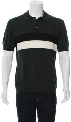 Wood Wood Short Sleeve Polo Shirt