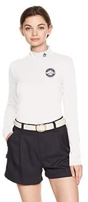 Munsingwear (マンシングウェア) - (マンシングウェア) Munsingwear(マンシングウェア) 長袖シャツ MGWLJB05 WH00 WH00(ホワイト) L
