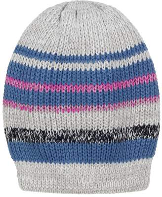 Free People All Day Every Day Striped Slouchy Beanie - Women's