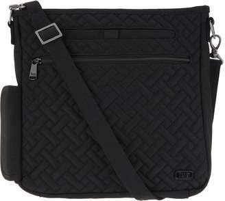 Lug Quilted Crossbody Bag - Somersault