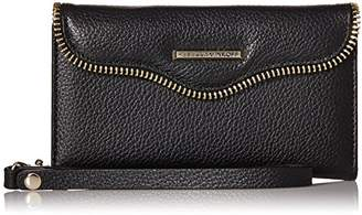 Rebecca Minkoff Zipper Trim Folio Wristlet-Galaxy S6